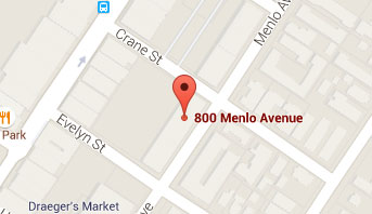 Menlo Office Map