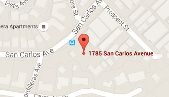 San Carlos Office Map